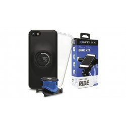 Uchwyt rowerowy z etui dla iPhone 5
