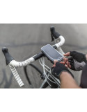 Uchwyt rowerowy z etui dla iPhone X
