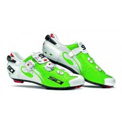 buty Wire Carbon Air zielono-białe