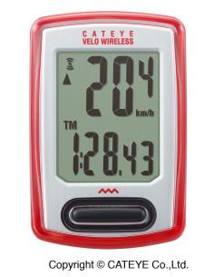 Velo Wireless CC-VT230W czerwony