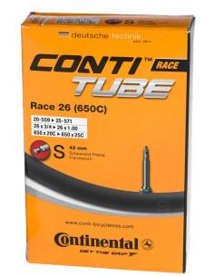 Dętka 26 / 27.5 (650) ContiTube Race 20/25 szosa