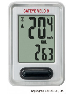 Velo 9 CC-VL820 biały
