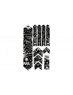 naklejki Frame XL Montana/Black
