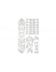 naklejki Frame XL White/Bear