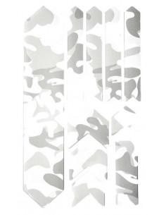 naklejki Frame XL White/Camo