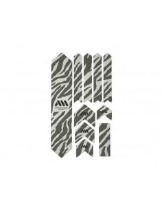 naklejki Frame XL Clear/Zebra