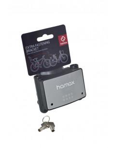 Mocowanie na drugi rower (z kluczykiem lub bez)
