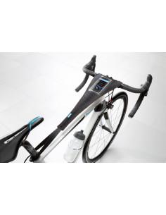 Osłona na rower z kieszenią na smartphone