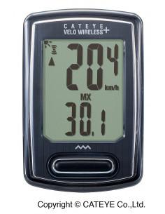 Velo Wireless+ CC-VT235W czarny