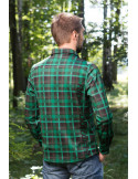 Koszula techniczna Checker